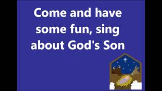 Animals of Christmas Lyrics Troy and Genie Nilsson