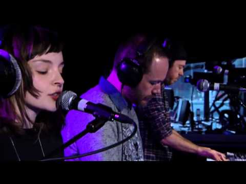 Chvrches - Team in the Live Lounge