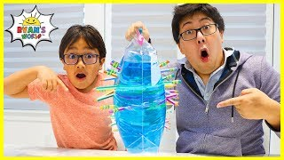 Download Easy DIY Science Experiments Leak Proof Bag with Pencil!! Mp3 and Videos