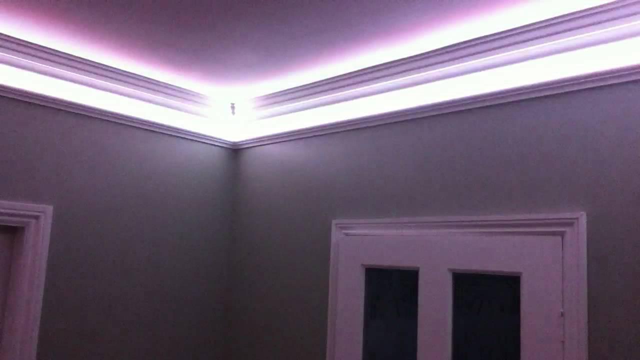 Unique coving light 110  YouTube