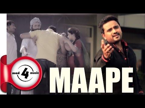 New Punjabi Songs 2014 || MAAPE - MASHA ALI || Punjabi Sad Songs 2014