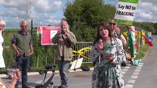 Amelia Womack speech @ PNR plus highlights of day