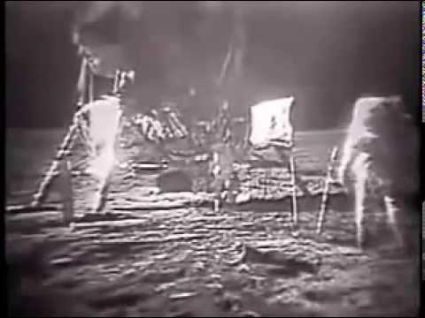 Neil Armstrong transmisión original del alunizaje 1969 Apolo 11