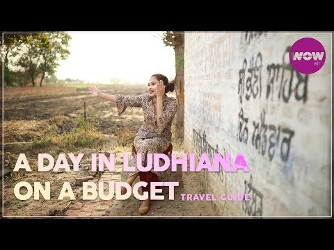 WOW Air Travel Guide Application -  Ludhiana, India