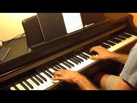 Soñar contigo (Zenet) - Cover (Piano y voz) [Partitura en la descripción del vídeo]