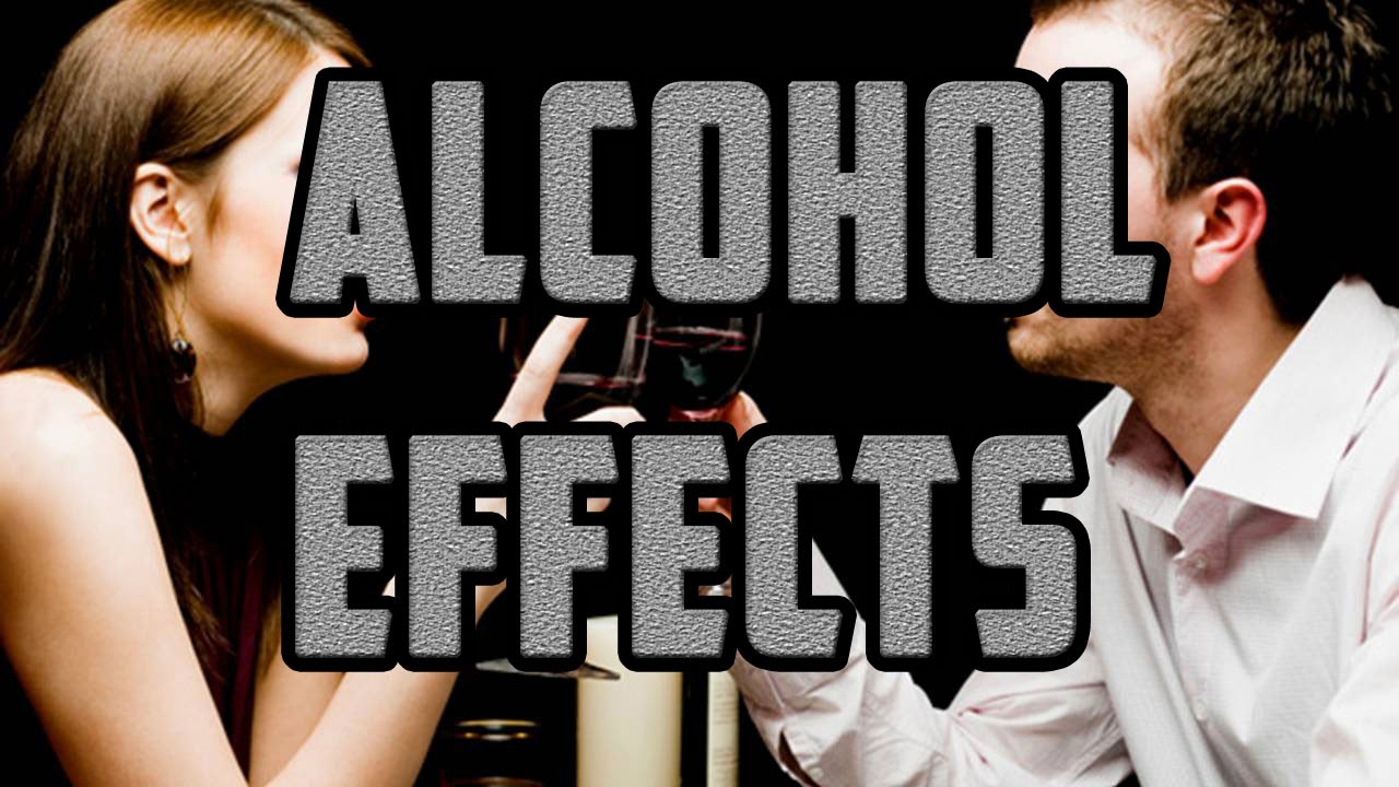 Alcohol Long Term And Short Term Effects Youtube