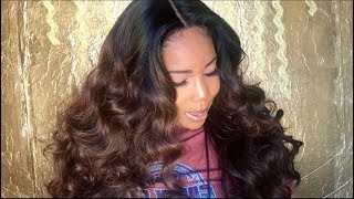SHAKIRA SYNTHETIC WIG!| OM430P|POPPIN' FARRAH FAWCETT HAIR| VOLUME HEAVEN!|!| SAWLIFE