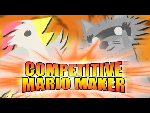 COMPETITIVE MARIO MAKER
