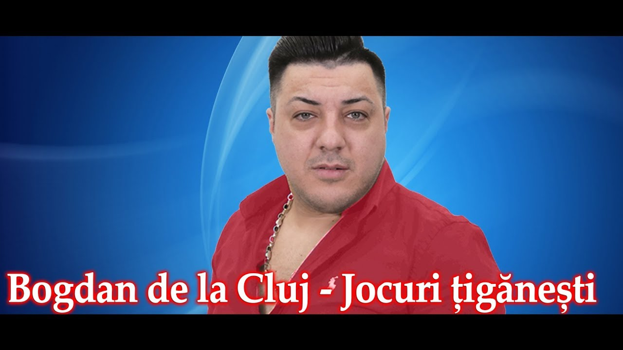 Bogdan de la Cluj - Cele mai tari jocuri tiganesti -  Live