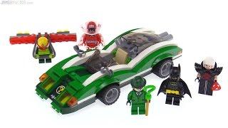 LEGO Batman Movie Riddler Racer review! 70903