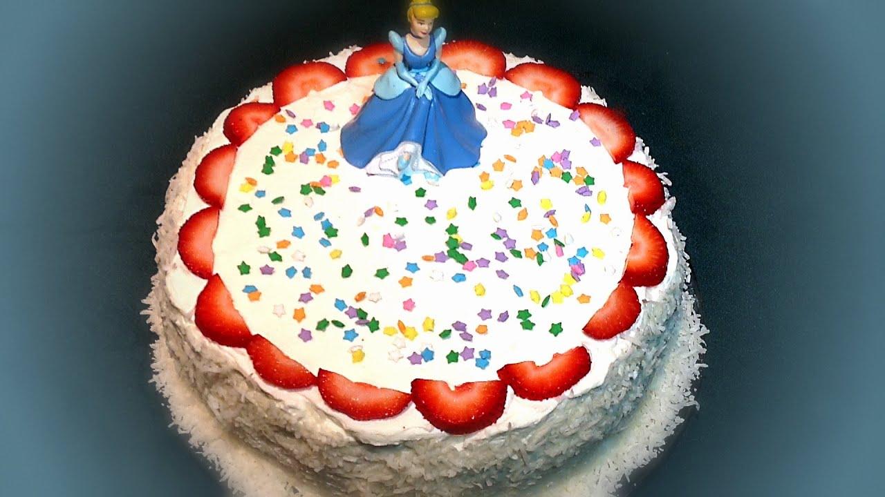 Isabellas B Day Cake Tort Urodzinowy Izabelli Anias Polish