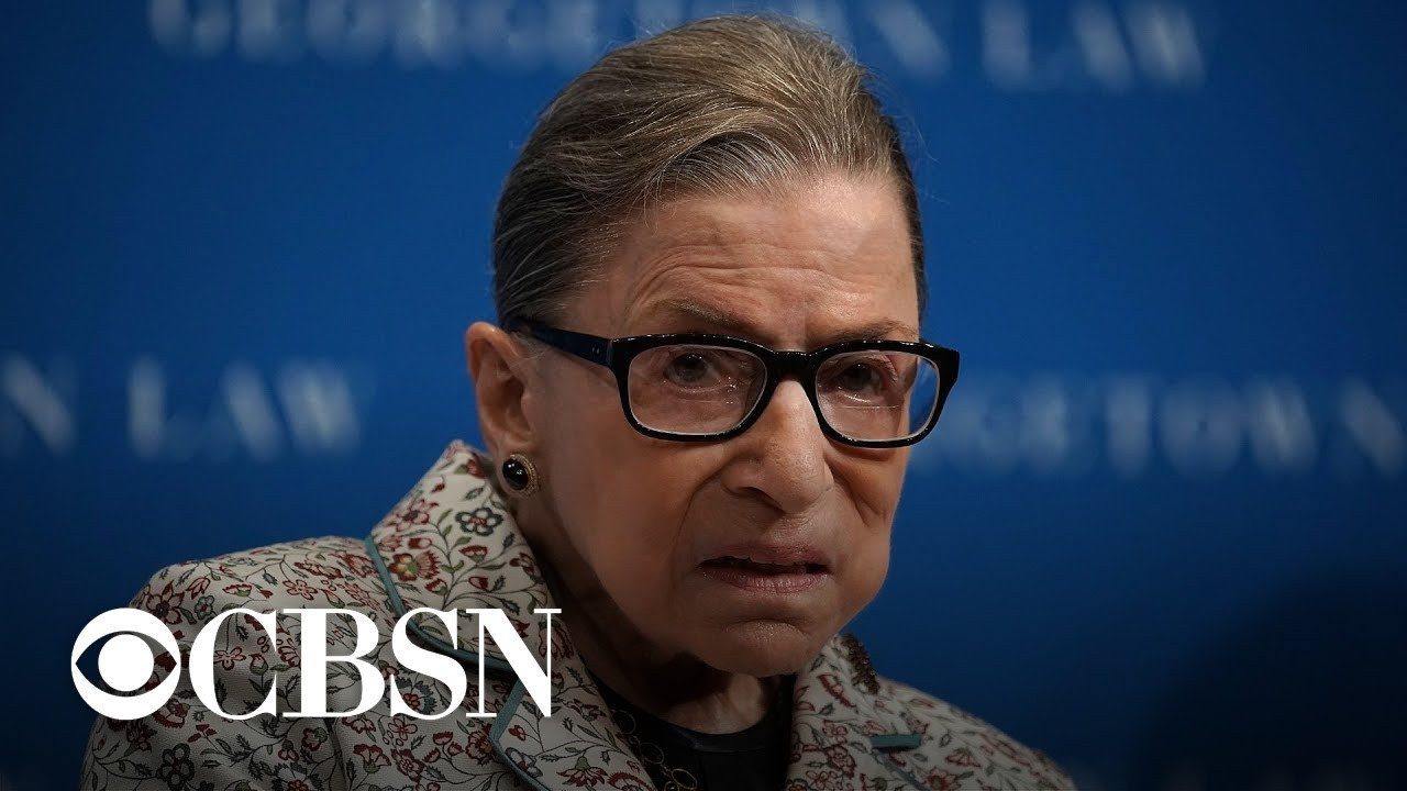Ruth Bader Ginsburg undergoes medical procedure at hospital