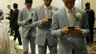 Tingkah 3 Ganda Putra Indonesia di Pernikahan Marcus Gideon Sukses Bikin Netizen Terkejut Sekaligus