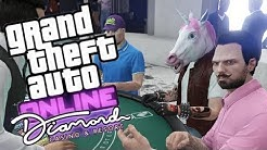 GAMBLING WITH OUR HEARTS - GTA 5 (Diamond Casino and Resort DLC)