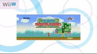 Super Paper Mario (Wii U) First 69 Minutes - Virtual Console - Wii (Wii on Wii U)