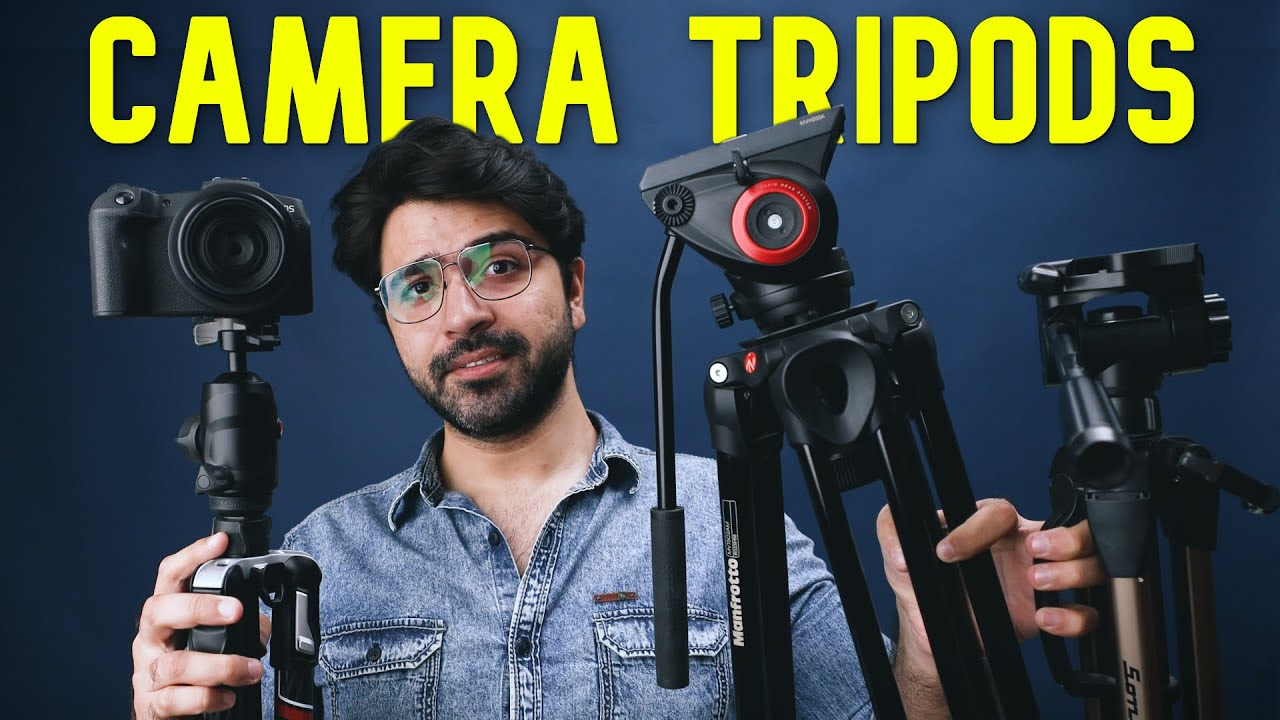 WATCH THIS BEFORE YOU BUY A TRIPOD (Hindi)