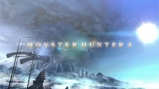 N3DS『モンスターハンター4』 プロモーション映像4 thumbnail