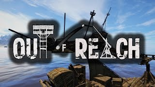 Out of Reach #1 Następca Minecraft/The Forest/Stranded?