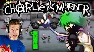 PUNK ROCK ZOMBIE KILLING GAME | Charlie Murder (Part 1)