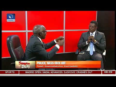 Accept My Sympathy, You Lack Power To Summon IGP : Falana Tells Senate