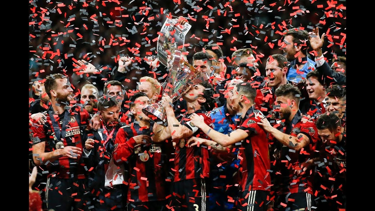 Atlanta United Wins The MLS Cup | Full Highlights and Extras | MLS Cup 2018
