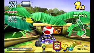 Mario Kart Arcade GP 1 Donkey Kong Cup (Modded Wii Nintendont) 2019