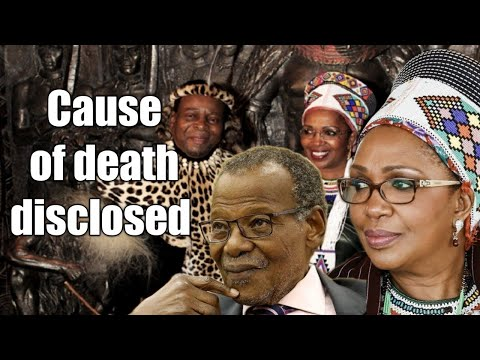 Queen Dlamini Zulu cause of death revealed