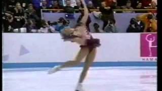 Tonya Harding LP 1994 Lillehammer Winter Olympics