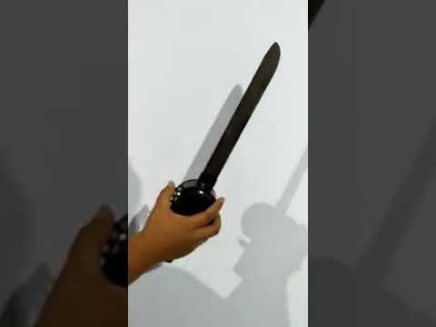 Samurai Tombol 5 Black Menakjubkan