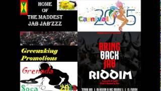 Dj Kevon x Double L - Doh Beat Up  (Grenada Soca 2015 ) Bring Back Jab Riddim