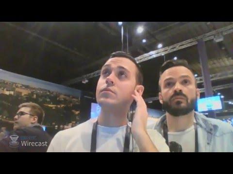 Reacción de E-S en el segundo ensayo de España en Eurovisión 2016