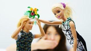 Видео для девочек. Комплименты для Барби. Игры с Барби