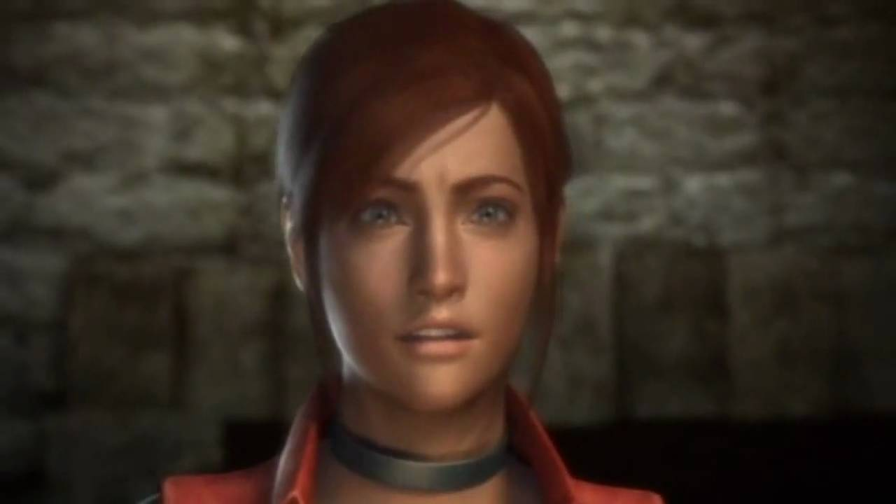 still alive   claire redfield resident evil   youtube