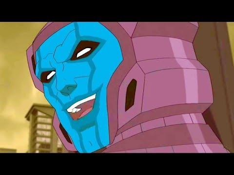 Марвел | Мстители: Секретные войны | Серия 10 Сезон 4 - Будущность и Канг