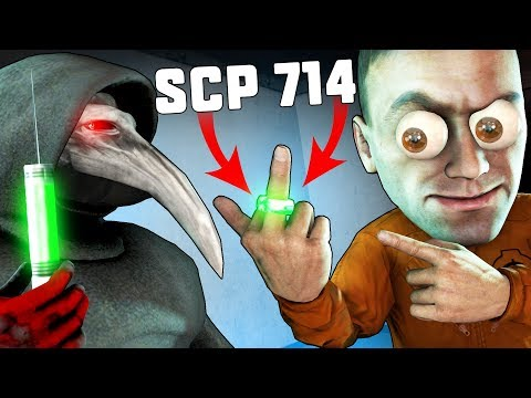 ЗАЩИТИЛСЯ ОТ SCP-049 С ПОМОЩЬЮ КОЛЬЦА В SCP:CONTAINMENT BREACH!