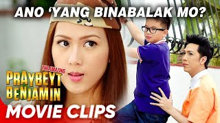 (7/8) Benjie, itinakas si Bimbee! | 'The Amazing Praybyet Benjamin' | Movie Clips