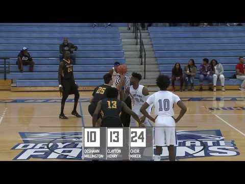 DSC Men's Basketball vs. Palm Beach State College, 11/27, 6 p.m.