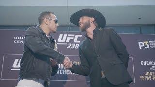 UFC 238׃ Стердауны