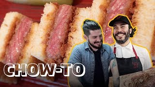 How to Make America's Most Expensive Beef Sandwich at Home | CHOW-TO