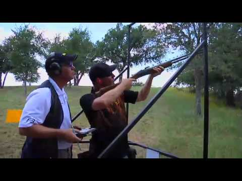 Clay Shooting with Blaser