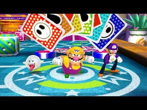 Mario Party: Island Tour - Shy Guy's Shuffle City