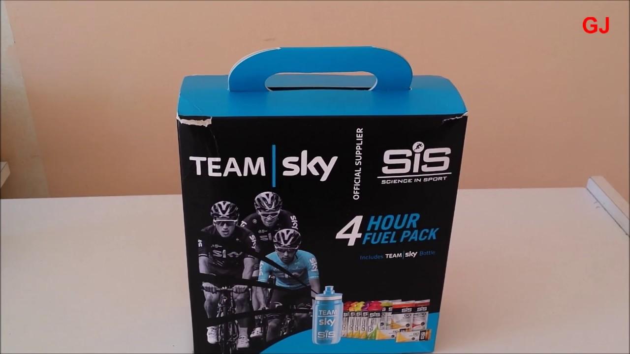 Unboxing Sis Team Sky 4 Hour Fuel Pack Youtube Go Energy Electrolyte Gel Raspberry Scienceinsport Gjchannel