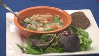 Kitchen Clips: Chicken and Quinoa Soup