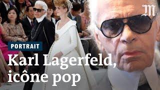 Mort de Karl Lagerfeld : icône pop et planétaire