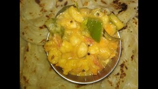 Parota Recipe - How to Make Parotta in Tamil   பரோட்டா செய்வது எப்படி   பரோட்டா சமையல் குறிப்பு