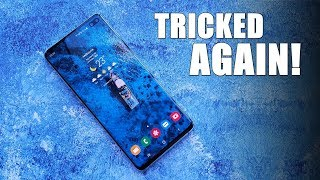 Samsung Galaxy S10 - TRICKED AGAIN?