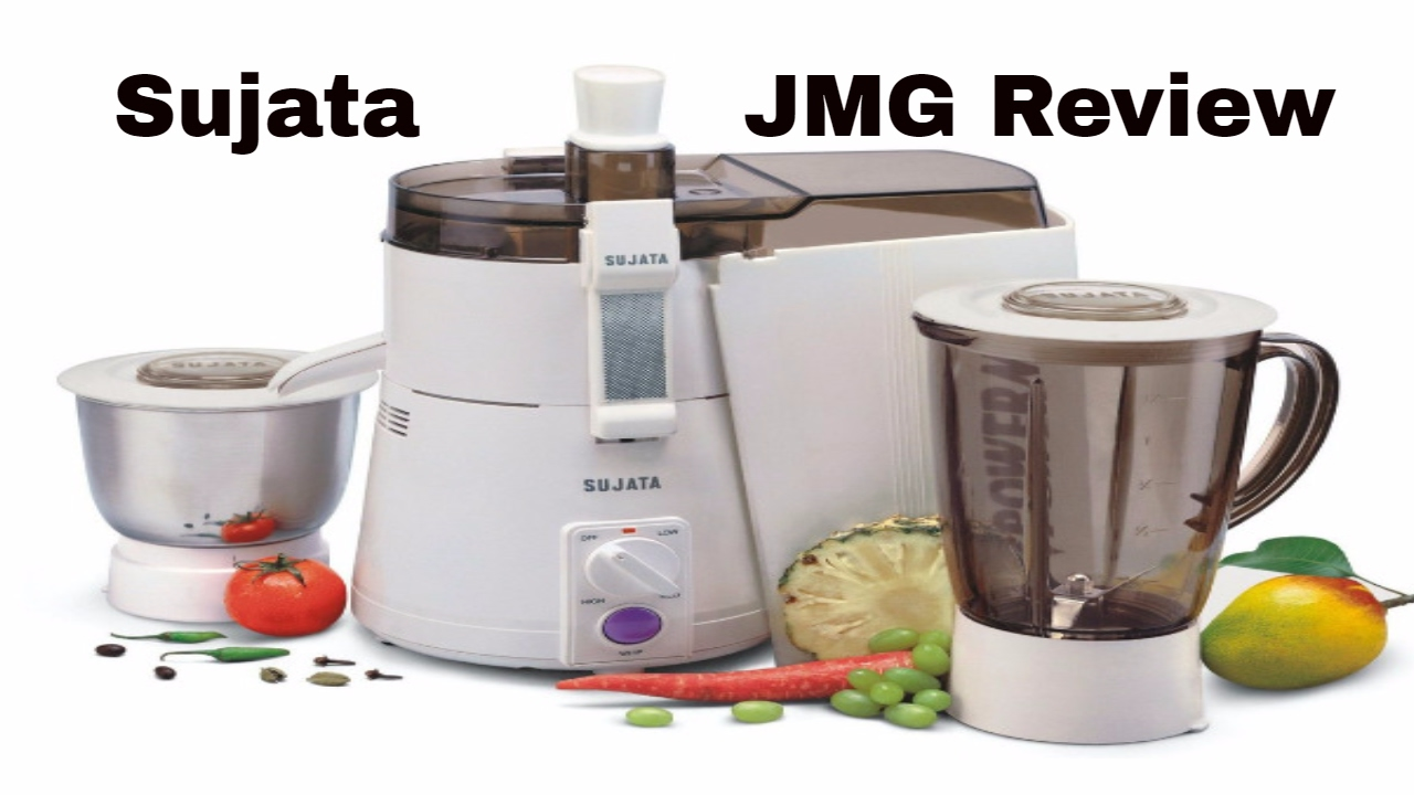 Sujata Powermatic Plus 900 WATT Juicer Mixer Grinder Unboxing Review || Best JMG In INDIA