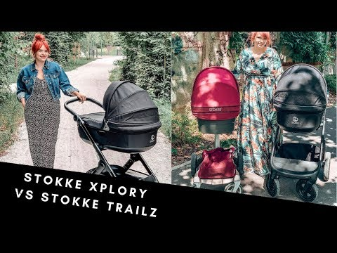 Stokke Xplory VS Stokke Trailz - Moja Opinia
