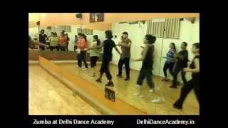 zumba classes in south delhi on aaja mahi by rdb