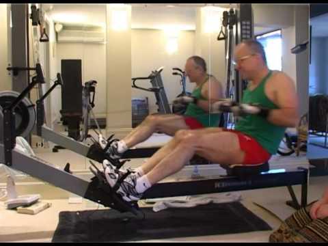 500 Metres Indoor Rowing Concept 2 Australian Record